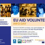 Sesión informativa voluntariado internacional humanitario
