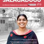 Nirmala Jalagadugu, portavoz de la FVF