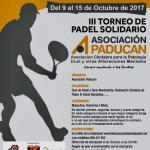 III Torneo de Padel Solidario