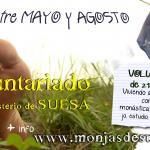 Voluntariado para jóvenes en el monasterio de Suesa (Cantabria)