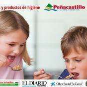 banco de alimentos infantiles 2 y 3 de septiembre Centro Comercial Peñacastillo