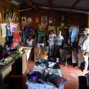 Nacimiento del taller de costura y confección en Melong II- Camerún.