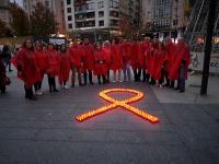 ACCAS Voluntariado Día Mundial del Sida