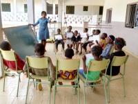 PONEMOS UN ENFASIS SOBRE LA EDUCACION DE LOS NIÑOS